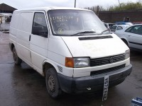 VW TRANSPORTER IV фургон (70XA) 1.9 TD