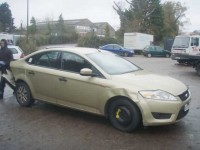 FORD MONDEO IV седан 1.8 TDCi