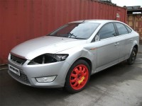 FORD MONDEO IV седан 2.0